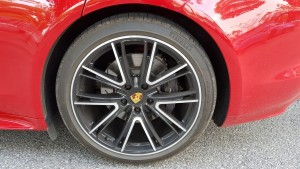 Rear wheels. Panamera Sport Turismo 20180614_174803