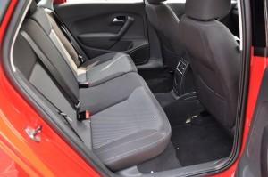 Volkswagen Vento Highline TSI Rear Seats, VW Malaysia