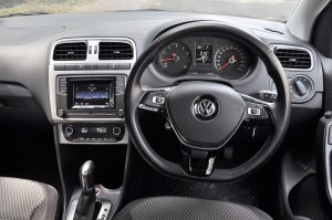 Volkswagen Vento Highline Cockpit, Malaysia