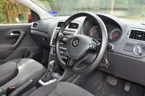Volkswagen Vento Highline Cockpit, VW Malaysia