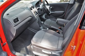 Volkswagen Vento Highline, Front Seats, Malaysia
