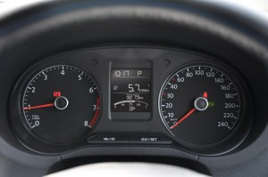 Volkswagen Vento Highline, Multi-info Display, Malaysia