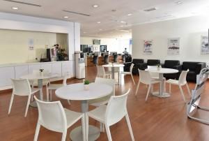 Ford Kota Kinabalu Showroom, Customer Lounge, Sime Darby Auto Connexion, Malaysia