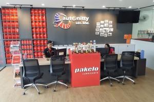 Autonitty Sdn Bhd, Pakelo Lubricants, Malaysia