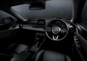 Mazda CX-3 Interior 5 - 2018 Malaysia