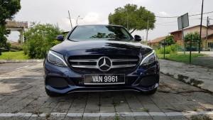 Mercedes-Benz C350e Plug-in Hybrid Malaysia