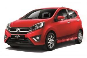 Perodua Axia Advance - Malaysia