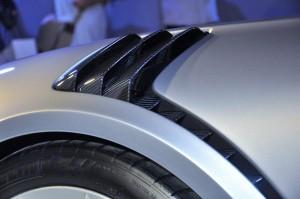 Porsche 911 GT2 RS Front Vents, Carbon, Malaysia Launch