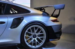 Porsche 911 GT2 RS Rear Side View, Malaysia Launch 2018