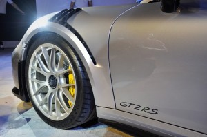 Porsche 911 GT2 RS Front Fender, Malaysia 2018