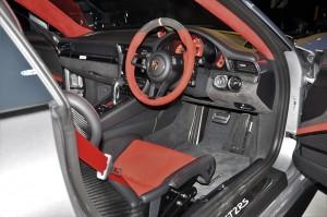 Porsche 911 GT2 RS Cockpit, Malaysia 2018