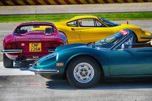 11_Ferrari Dino 50 years celebration - Maranello, Italy