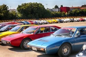 8_Ferrari Dino 50th Anniversary - Maranello, Italy