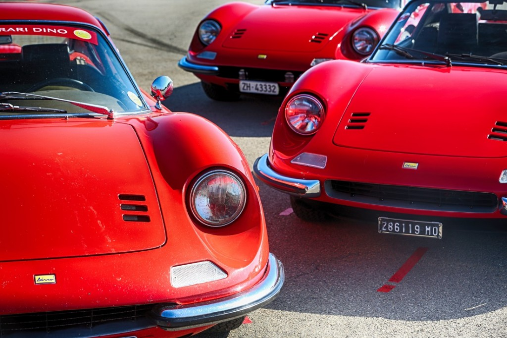 6_Ferrari Dino 50 years gathering - Maranello Italy