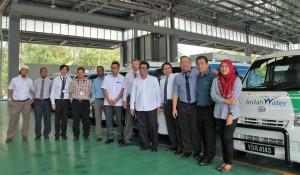 Daihatsu Gran Max, Indah Water Konsortium, Malaysia Handover 2018