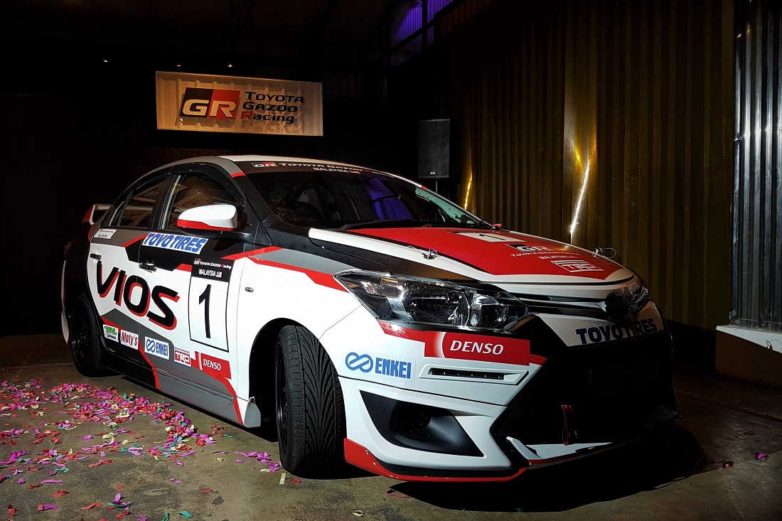 Toyota To Push New Brand Image Continues With Vios Challenge One