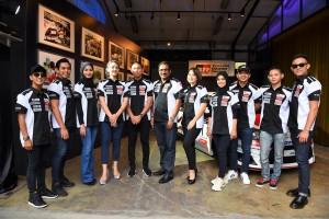 Toyota Vios Challenge, Promotional Class Celebrities, Malaysia, Ravindran K