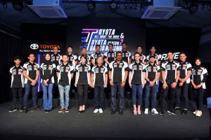 Toyota Gazoo Racing, Vios Challenge 2018 - 2019, Malaysia