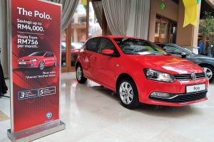 Volkswagen Polo, Vienna Leather Seats, Volkswagen Passenger Cars Malaysia 2018