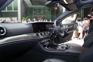 Mercedes-Benz E300 AMG Line, Interior, Malaysia 2018