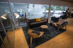 Volvo Batu Pahat 3S Centre, AJ Premium Motors, Living Room - Johor, Malaysia