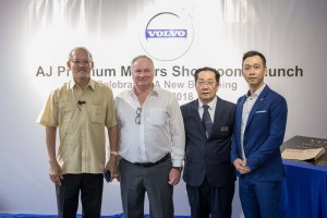 Volvo Batu Pahat 3S Centre Launch, AJ Premium Motors, Johor Malaysia, Lennart Stegland