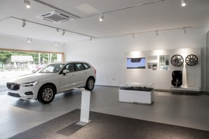 Volvo Batu Pahat, The Street, 3S Centre, AJ Premium Motors, Malaysia