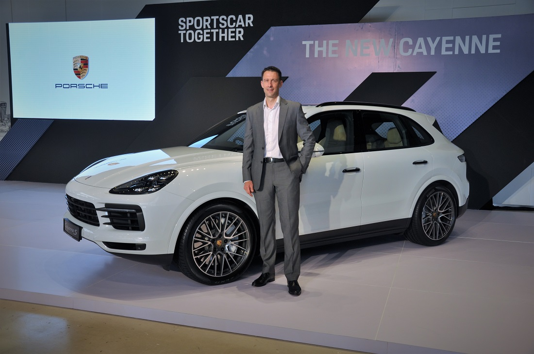 2018 Porsche Cayenne Officially Launched In Malaysia
