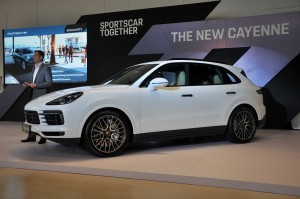 Porsche Cayenne S, Malaysia Launch 2018, Sime Darby Auto Performance