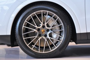 Porsche Cayenne S, Porsche Surface Coated Brake, PSCB, Malaysia 2018, Sime Darby Auto Performance