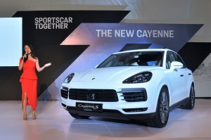 Porsche Cayenne Malaysia Launch 2018, Sportscar Together, Sime Darby Auto Performance