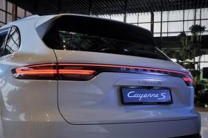 Porsche Cayenne, Rear Lights, Malaysia Launch 2018