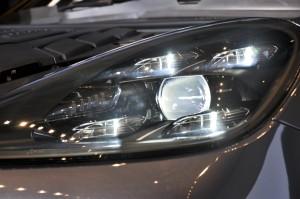 Porsche Cayenne, LED Headlight, Malaysia 2018