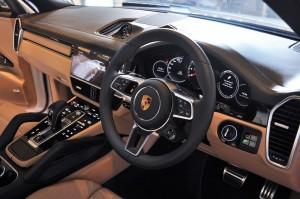 Porsche Cayenne S, Cockpit, Malaysia Launch 2018
