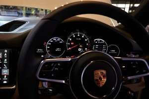 Porsche Cayenne, 2018 Malaysia Launch, Metre Display
