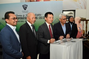 Proton 3S Outlet Official Opening, Pantai Bharu Corporation, Jalan Kapar, Klang