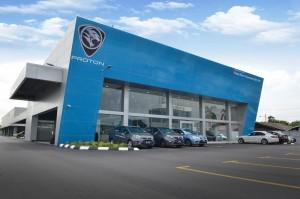 Proton 3S Outlet, Pantai Bharu Corporation Sdn Bhd - Jalan Kapar