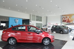 Proton 3S Centre, Showroom area - Pantai Bharu Corporation, Klang