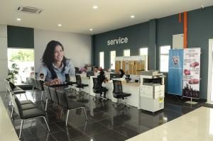 Proton 3S Centre Klang, Service counters - Pantai Bharu Corporation, Jalan Kapar
