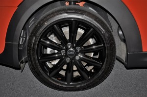 MINI Cooper S 3 Door 17-inch alloy wheel, Malaysia