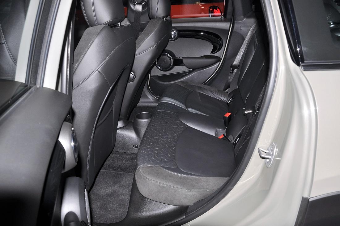 Mini Cooper S 5 Door Back Seat Malaysia 2018