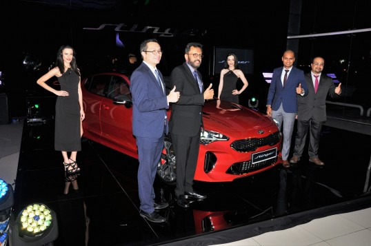 Kia Stinger In Malaysia; From RM240k