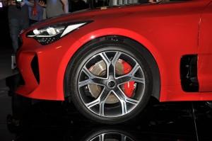 Kia Stinger GT Nose, Naza Kia Malaysia Launch 2018