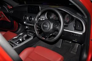 Kia Stinger GT Cockpit, Naza Kia Malaysia