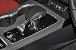 Kia Stinger GT Gear Shift, Naza Kia Malaysia Launch