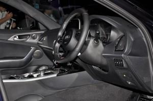 Kia Stinger GT-Line Cockpit, Naza Kia Malaysia Launch