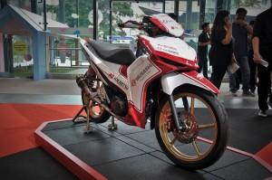 Honda Dash 125, Malaysia, Boon Siew Honda