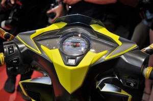Honda Dash 125, Racing Boy, Speedometer, Boon Siew Honda Malaysia