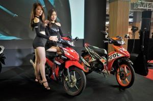 Honda Dash 125, Malaysia, Boon Siew Honda Launch 2018