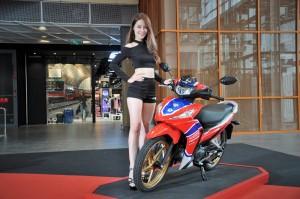 Honda Dash 125, Malaysia Launch 2018, Boon Siew Honda